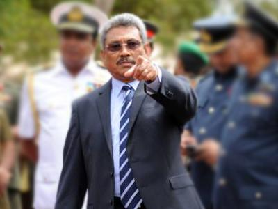 4787b sri lanka Gotabaya Rajapaksa Does Gotabaya Drag Military Into Politics?