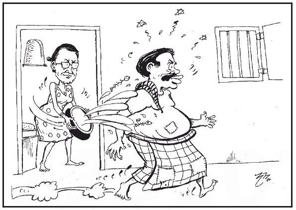 Cartoon - Maithree_July 16