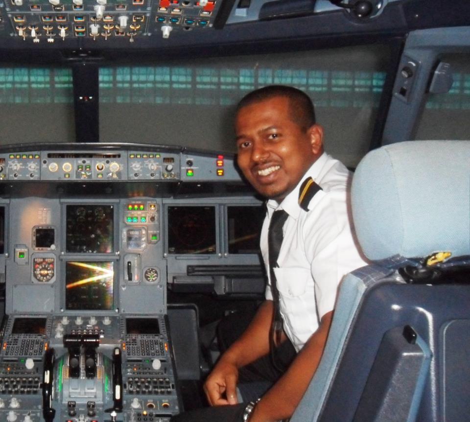 First Officer Subki Lafir
