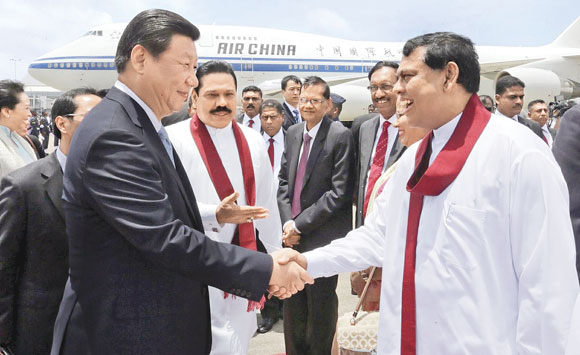 9cc11 sri lanka Basil Mahinda China Enemies Of The President's Guarantee: Basil The Major Political Agent Of The Family