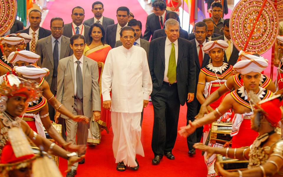 Maithripala and Ranil