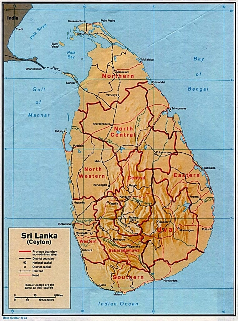 Sri Lanka History - Mawbima News
